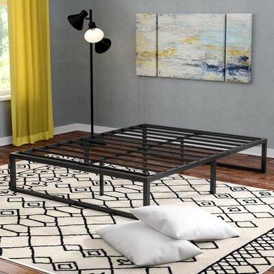 Quick Lock Smart Frame Platform Bed Size: Queen