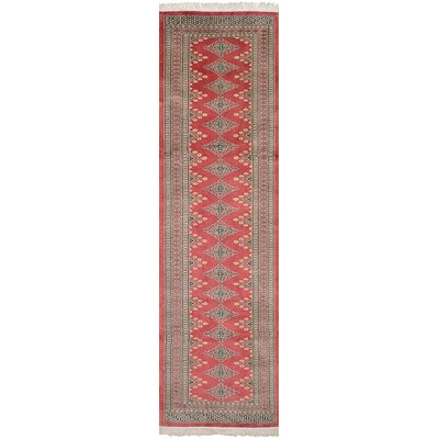 One-of-a-Kind Olney Springs Hand-Knotted Wool�Dark Copper Area Rug