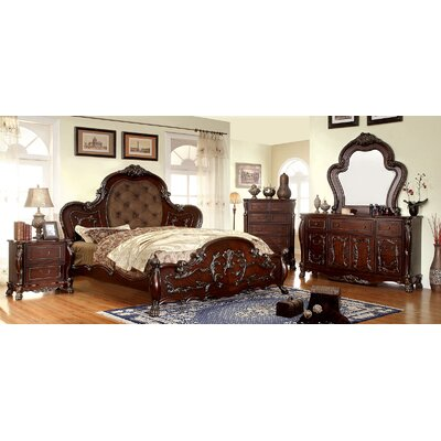Rudnick Platform Configurable Bedroom Set