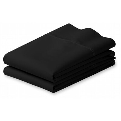 Putney Pillow Case Size: Full/Queen, Color: Black