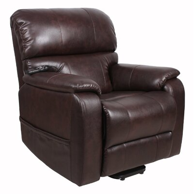 Hartman Power Lift Assist Recliner Massaging/Heating: No