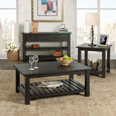Osterhout 3 Piece Coffee Table Set