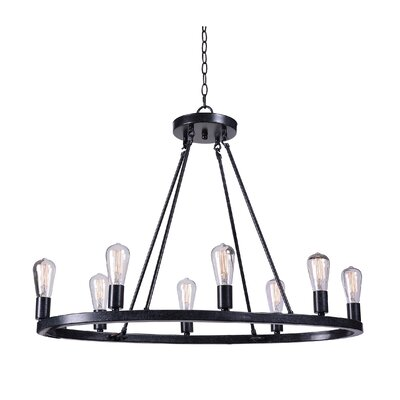 Charndon 8-Light Candle-Style Chandelier