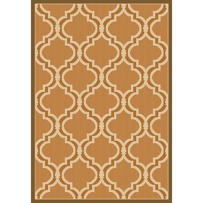 Vinton Beige Indoor/Outdoor Area Rug Rug Size: Rectangle 710 x 10