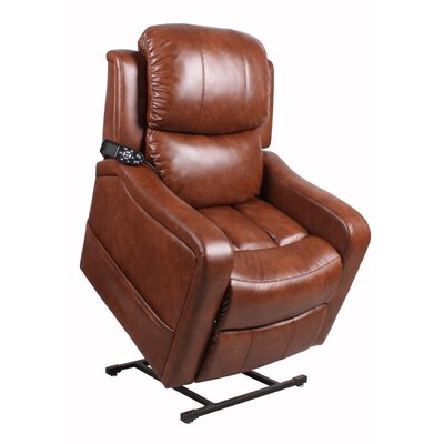 Carson Power Lift Assist Recliner Massaging/Heating: No