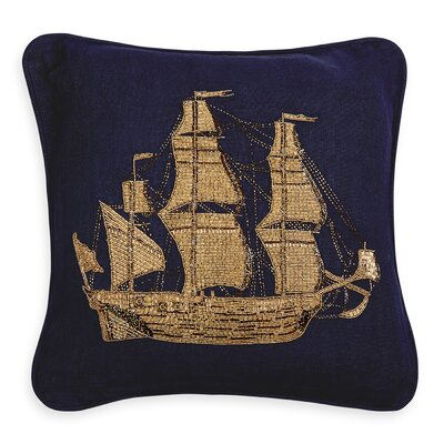 Aquatica Ship Pillow