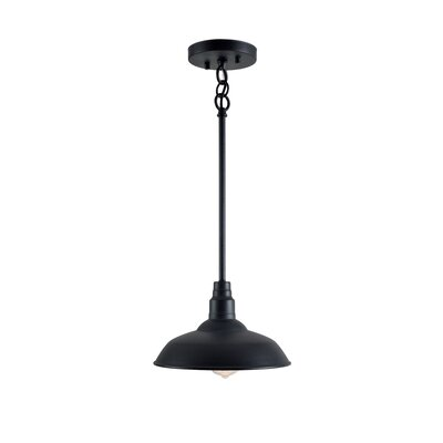 Brummett 1-Light Mini Pendant