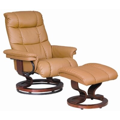 Key West Power Swivel Recliner Upholstery: Khaki
