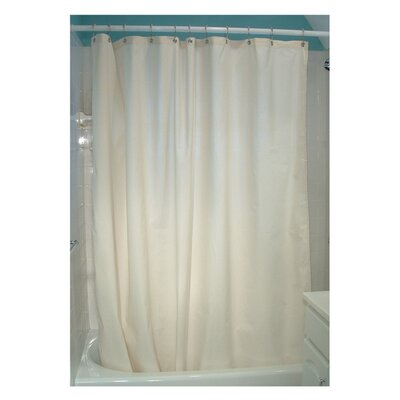 Landaverde Shower Curtain Color: Natural