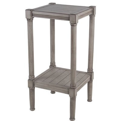 Kelch Square End Table Color: Light Brown