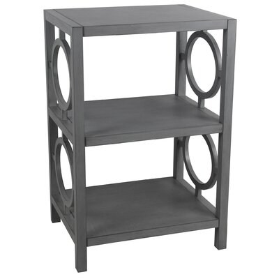 Mcferren End Table Color: Gray