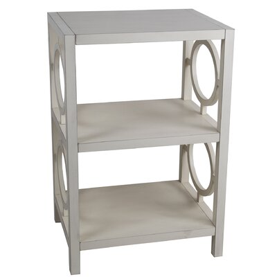 Mcferren End Table Color: Off White