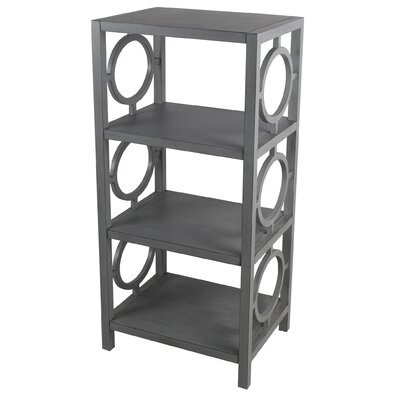 Mcglothlin End Table Color: Gray