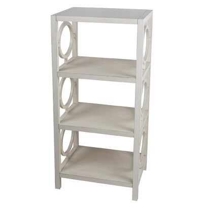 Mcglothlin End Table Color: Off White