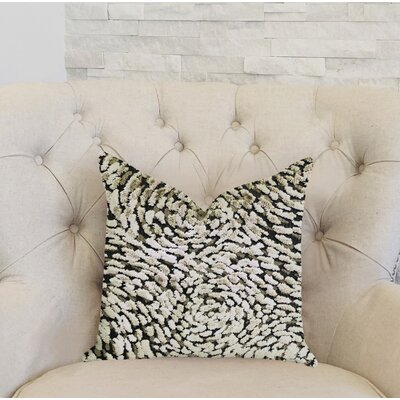 Glendale Lasso Tones Luxury Pillow Size: 26 x 26, Product Type: Euro Pillow