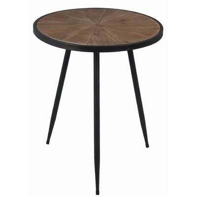 Herbst Round End Table
