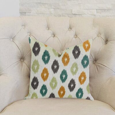 Taastrup Ikat Luxury Pillow Size: 26 x 26, Product Type: Euro Pillow