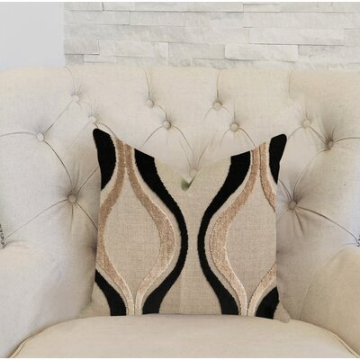 Desilets Luxury Pillow Size: 18 x 18, Product Type: Throw Pillow