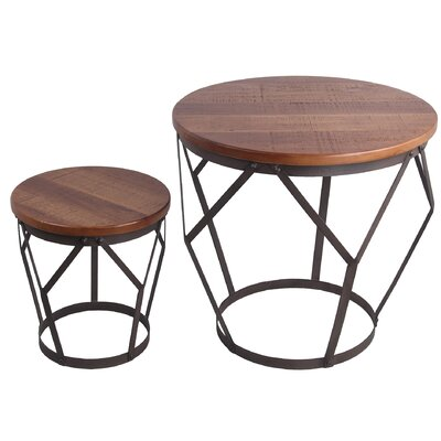 Mccutcheon 2 Piece Nesting Tables