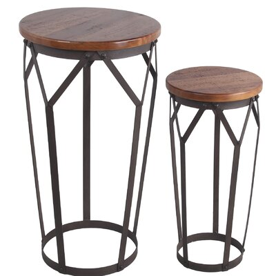 Mcdonnell 2 Piece Nesting Tables