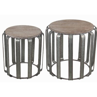 Mclaurin 2 Piece Nesting Tables