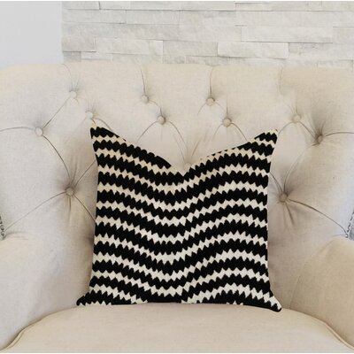 Mcdougle Luxury Pillow Size: 16 x 16, Product Type: Throw Pillow