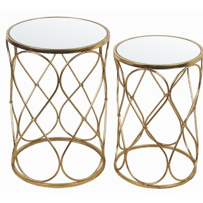 Hundley 2 Piece Nesting Tables