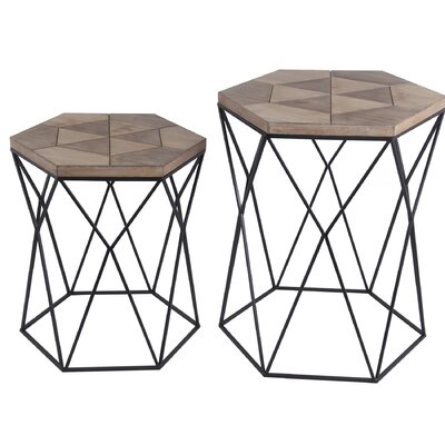 Olmo 2 Piece Nesting Tables