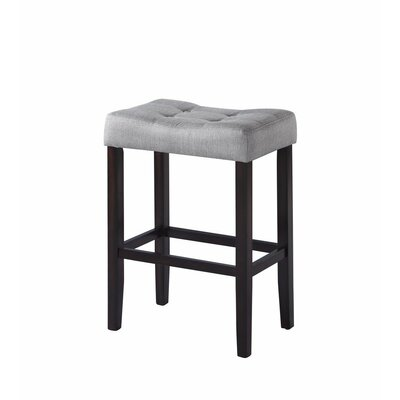 Hawkesbury Common Backless 29 Bar Stool Color: Gray