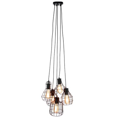 Hoch 5-Light Cluster Pendant