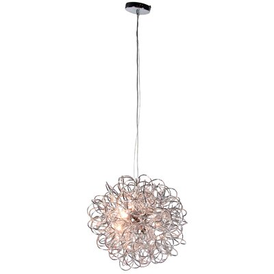 Guarascio 3-Light Geometric Pendant
