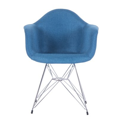 Jonah Dining Chair Color: Blue