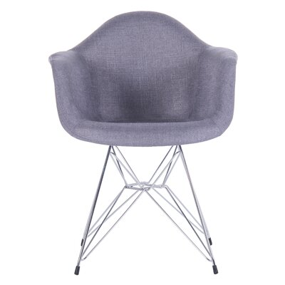 Jonah Dining Chair Color: Gray