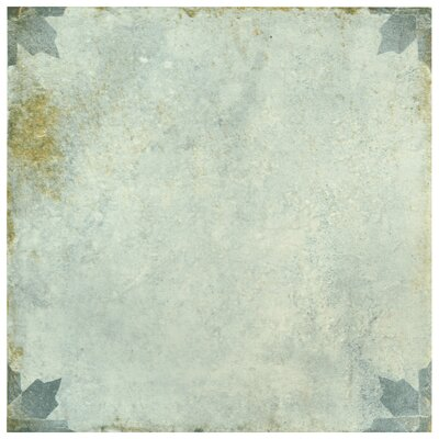 Relic D�cor 8.75 x 8.75 Porcelain Field Tile in Arezzo
