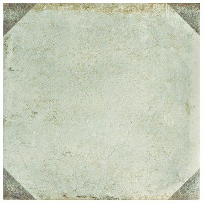 Relic D�cor 8.75 x 8.75 Porcelain Field Tile in Trapani