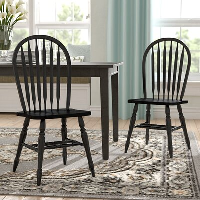 Dining Chair Color: Antique Black