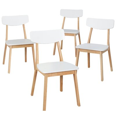 Eppler Modern Solid Wood Dining Chair