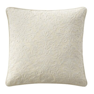 Charlize Throw Pillow Color: Gray