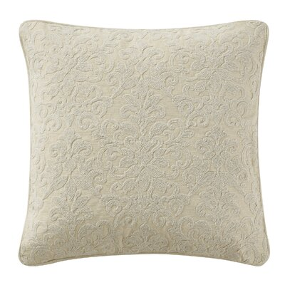 Charlize Throw Pillow Color: Gold