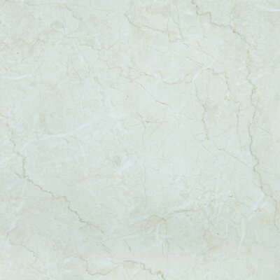 SAMPLE - Jackson Full Polished Glazed Porcelain Field Tile in Green
