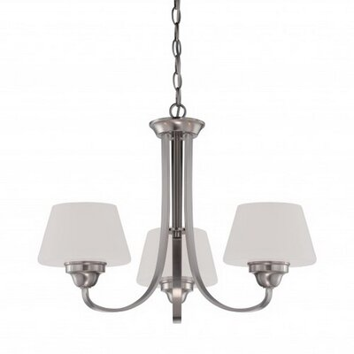 Pokorny 3-Light Mini Chandelier