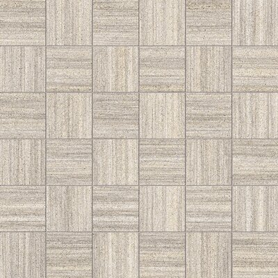 Craft 2 x 2 Porcelain Mosaic Tile in Cotton