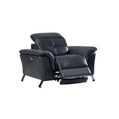 Tom Electric Leather Recliner