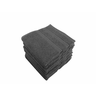 Antalya Hand Towel Color: Gray