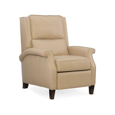 Easley Recliner Upholstery: Maldonado Beige