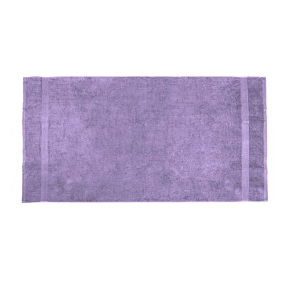 Annuziata Loop Beach Towel Color: Lavender