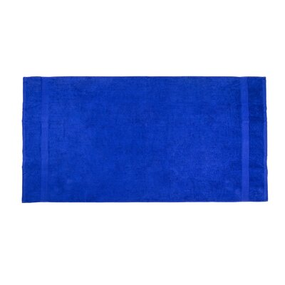 Annuziata Loop Beach Towel Color: Royal