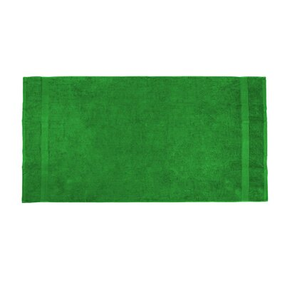 Annuziata Loop Beach Towel Color: Kelly Green