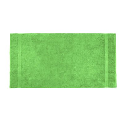 Annuziata Loop Beach Towel Color: Lime Green