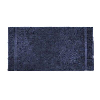 Annuziata Loop Beach Towel Color: Navy